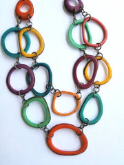 Rainbow of Double Loops