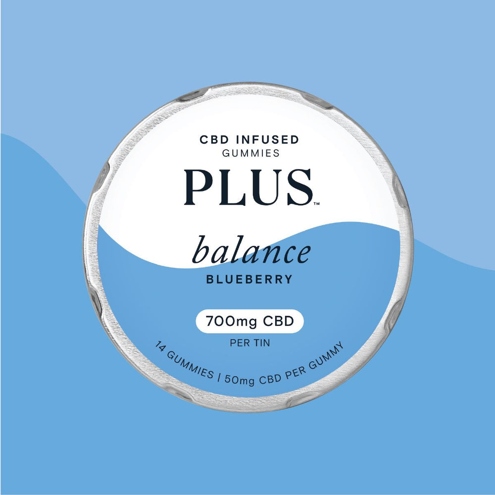 Balance CBD Gummies Plus