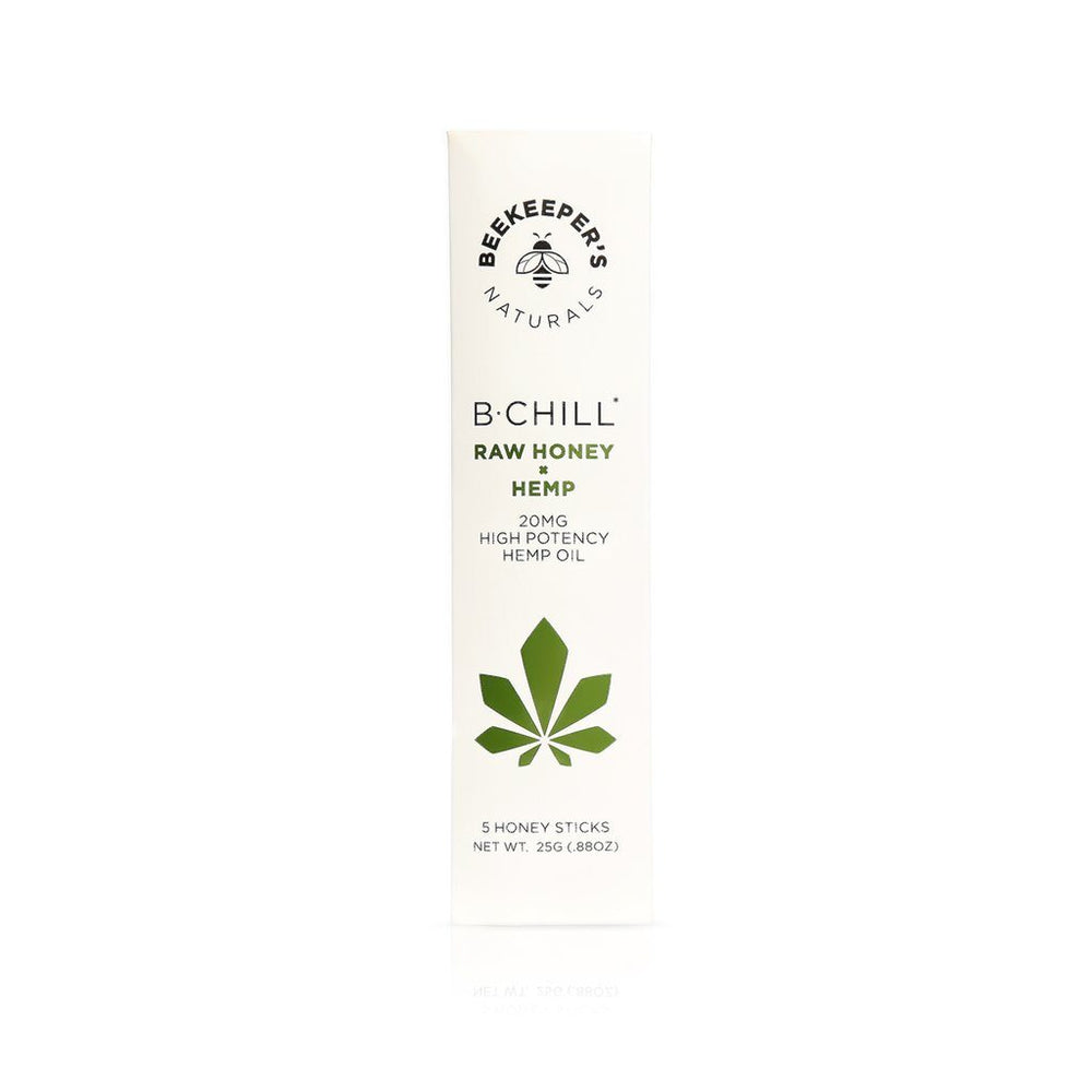 B.Chill Honey Sticks Beekeeper's Naturals