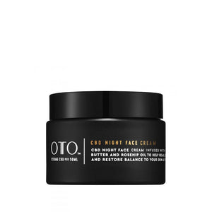 CBD Night Face Cream OTO