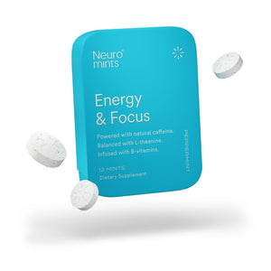 Load image into Gallery viewer, Energy & Focus Mint Neuro