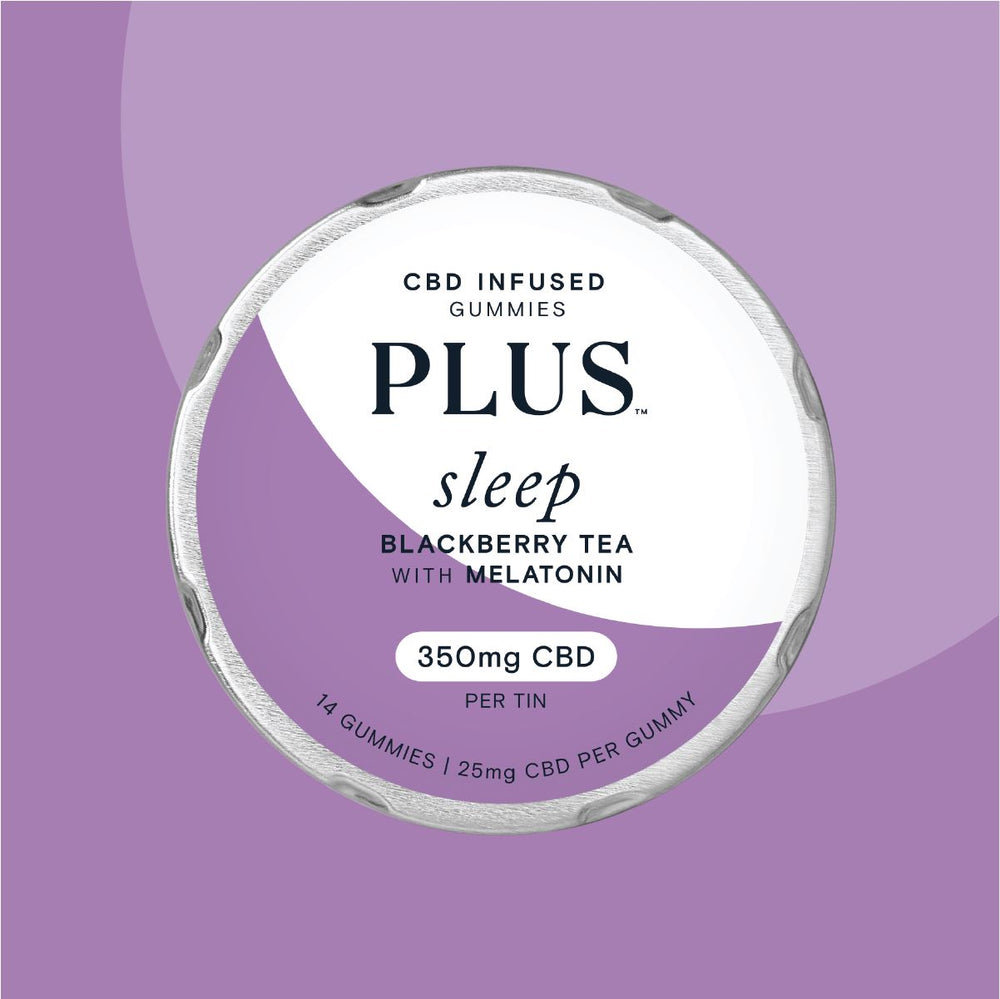Sleep CBD Gummies Plus