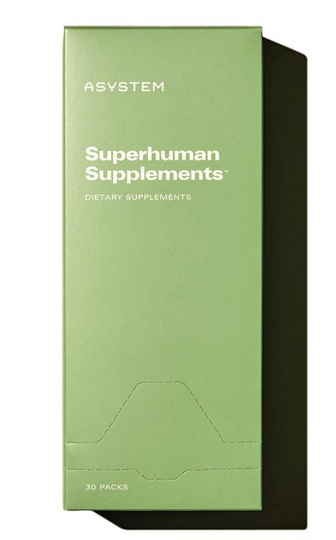 Superhuman Supplements Asystem