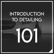 Introduction To Detailing 101 (18/08)