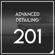 Advanced Detailing 201 (31/08)
