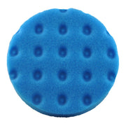 Lake Country CCS Blue Finessing Foam Flat Pad 4/6.5""