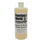Poorboys Spray & Rinse