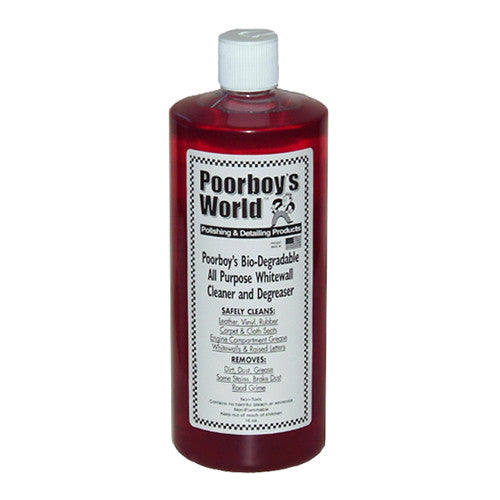 Poorboys All Purpose Cleaner Apc Waxit Car Care
