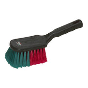 Vikan Short Handle Wheel Brush