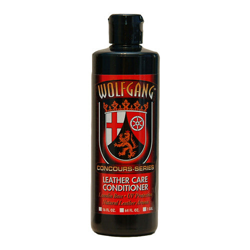 Wolfgang Leather Care Conditioner Waxit Car Care