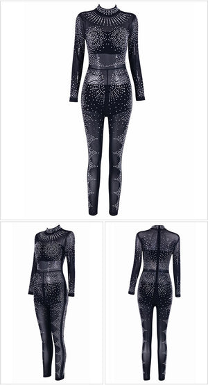"""CRUSHED ICE"" HTBodycon (S,M,L)"