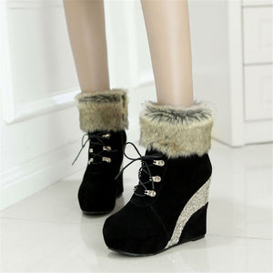 """ALL I HAVE"" Fur HTBoots (4-10.5)"