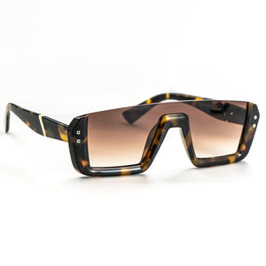 HTB Half Frame Luxury Sunglasses