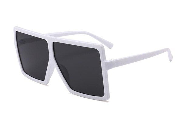 """HATER BLOCKAS"" Oversized HTB Shades"