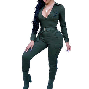 SAVAGE Bodycon Jumpsuit (S-2XL)