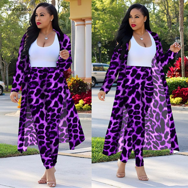 """LYNX JINX"" 2pc HTBabe pant set (S-4XL)"