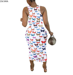 """BUTT-HER-FLYY"" HTBodybabe dress (S-2XL)"