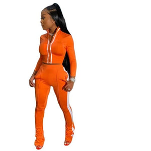"""TRACK STAR"" 2pc HTBabe set (S-2XL)"