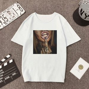 """MIDDLE FINGER UP"" HTB T-shirt (S-XL)"
