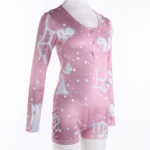 """VIRGO"" HTBabe Astrological Sleepwear (S-2XL)"