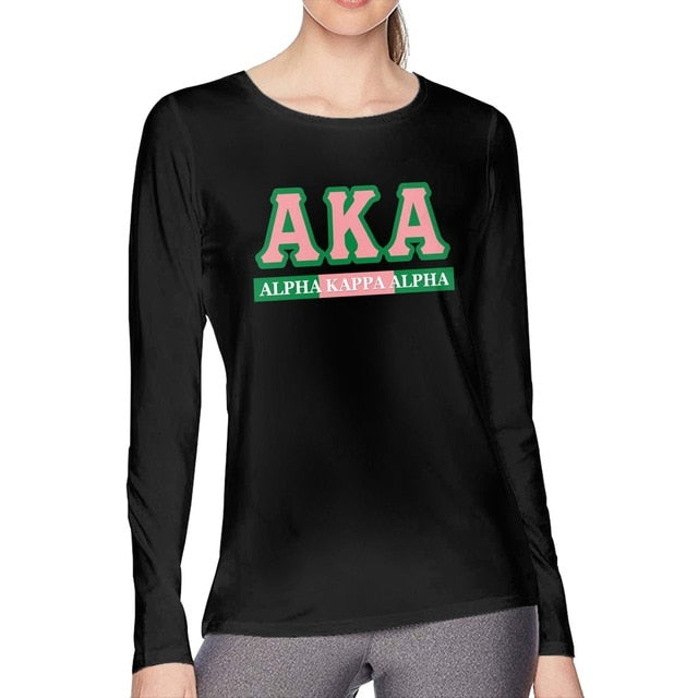 """ALUMNA"" HTBabe Sorority T-shirts (S-2XL)"