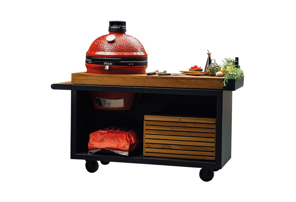 OFYR Kamado Table Black Pro