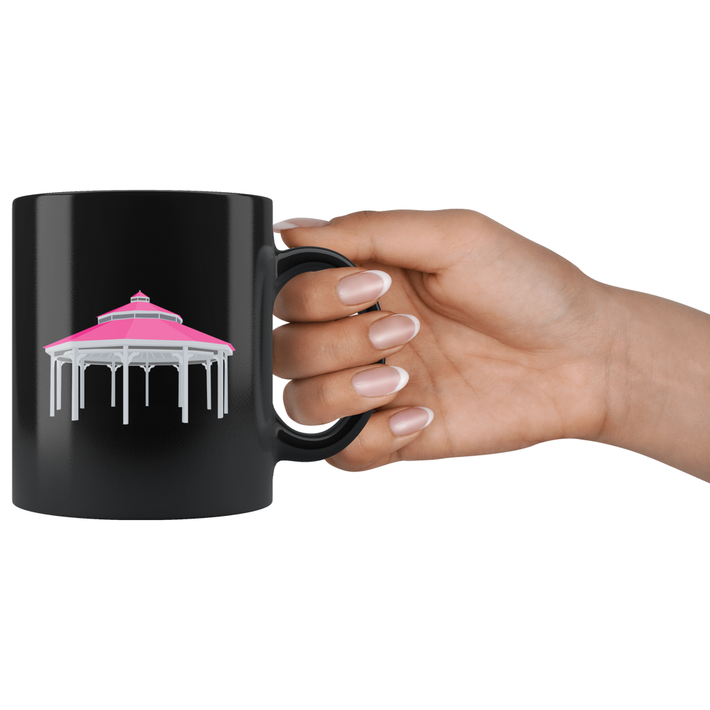 Black 11oz Mug - Gazebo