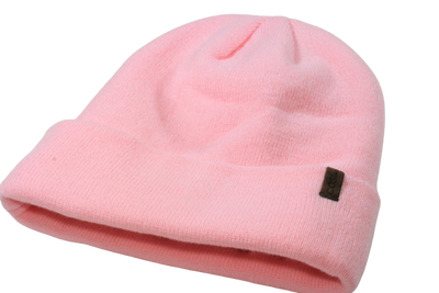 The Fit Beanie in Pink - COSI & co.