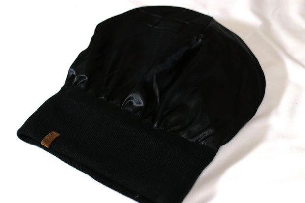 The Fit Beanie in Black - COSI & co.