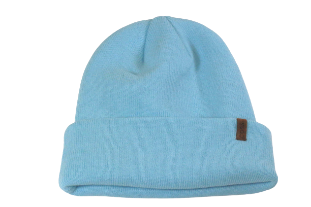 Beanie Baby Blue - WITH SATIN LINING