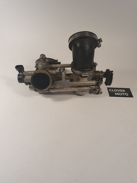Used OEM Ducati Monster 620 Throttle Body Carburetor Complete Set