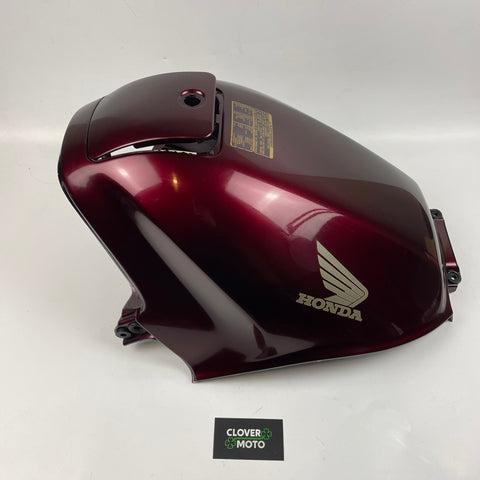 Used OEM Honda ST1100 (96') Fuel Tank Cover / Shelter. Color