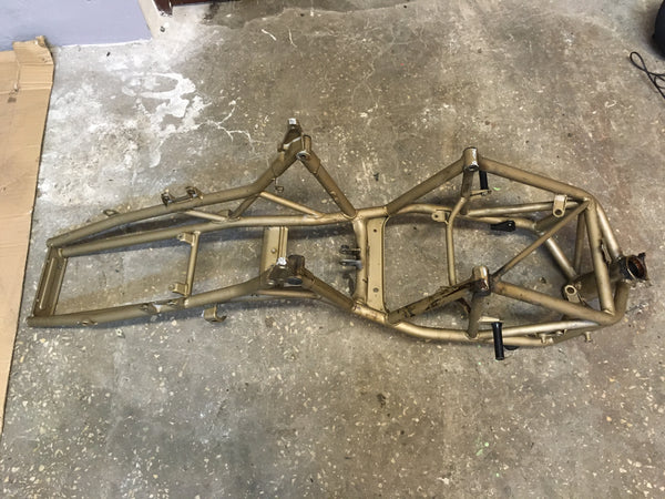 Used OEM Ducati Supersport 750 Main Frame with Documents