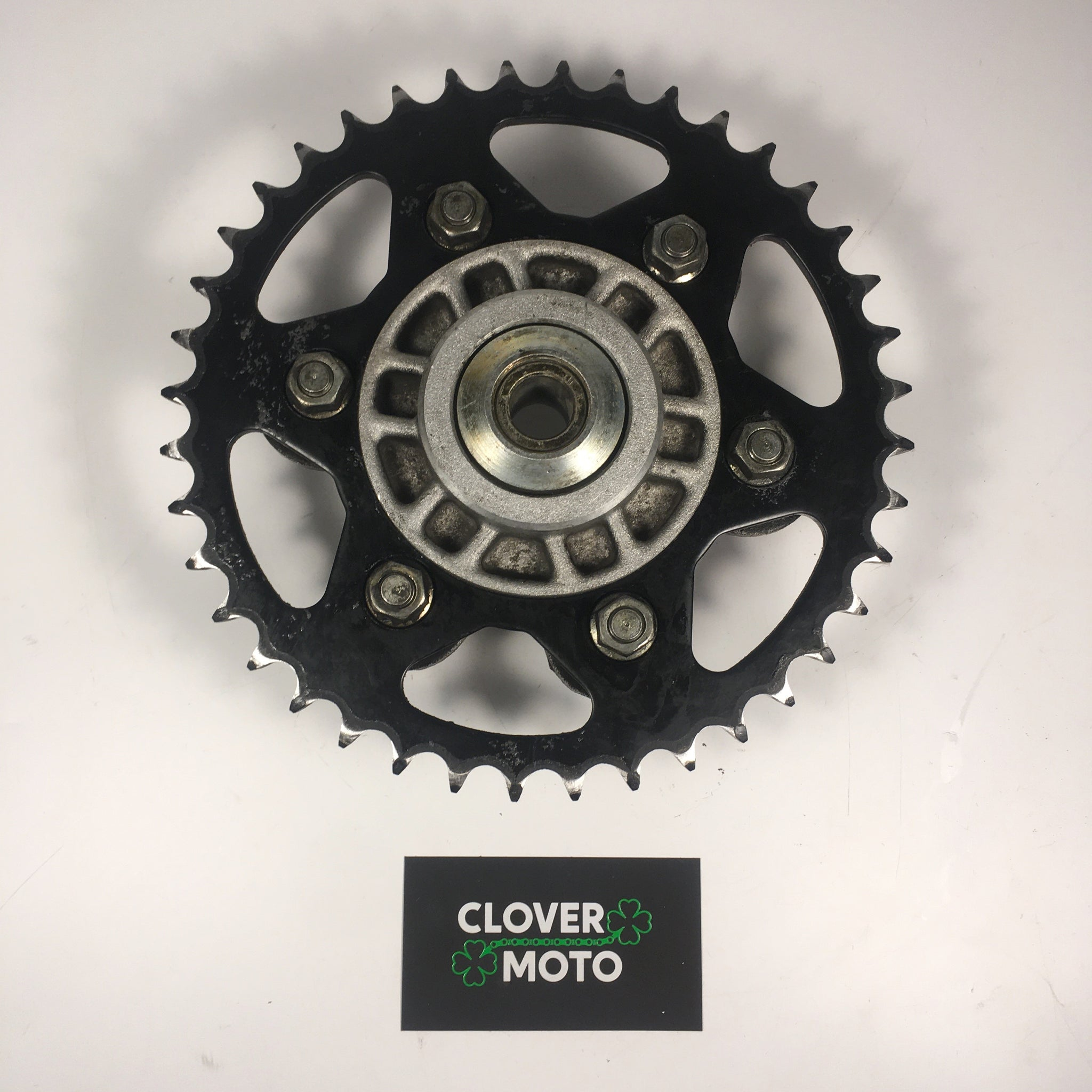 Used OEM Ducati Supersport 750 Rear Wheel Sprocket With Flange