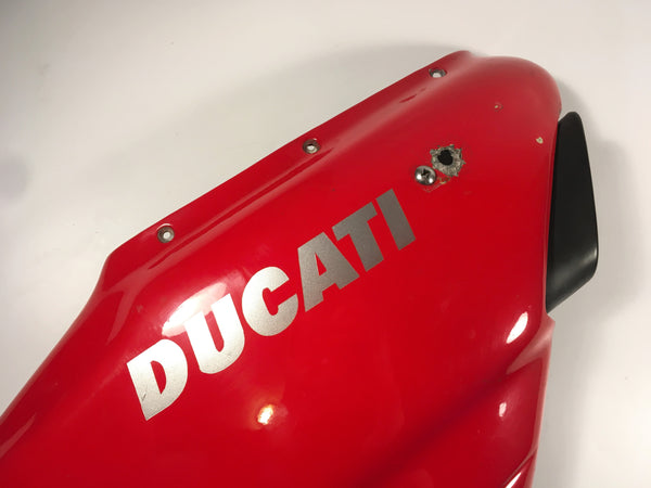 Used OEM Ducati Supersport 750 Right Side Fairing / Cover