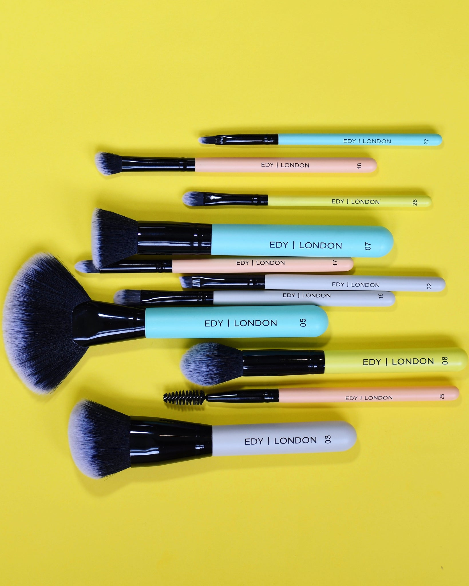 Edy London Brushes