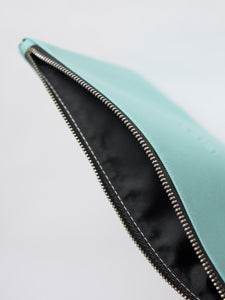 Brush & Cosmetic Purse - Turquoise