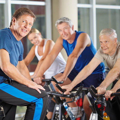 Why Group Indoor Cycling is for you