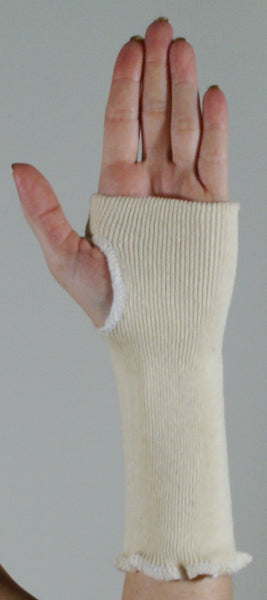 STOCKINETTE WRIST SLEEVE   33-1101 & 33-1102