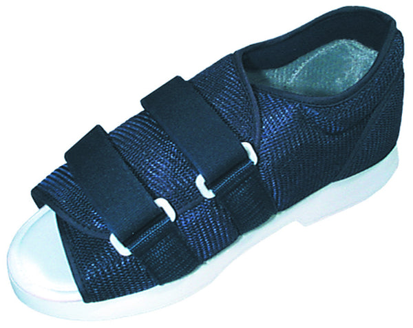 SUPPORT II POST-OP SHOE WITH COLLAR    33-1381 & 33-1382