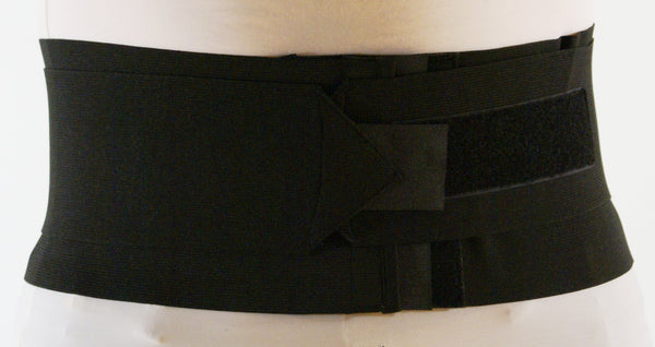 SACROILLIAC BELT WITH BACK PAD 33-1603