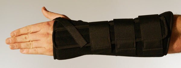 "UNIVERSAL WRIST AND FOREARM SPLINT 12""   33-1818  &  33-1819"