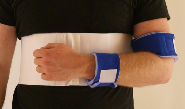 DELUXE ELASTIC ARM & SHOULDER IMMOBILIZER   33-2015