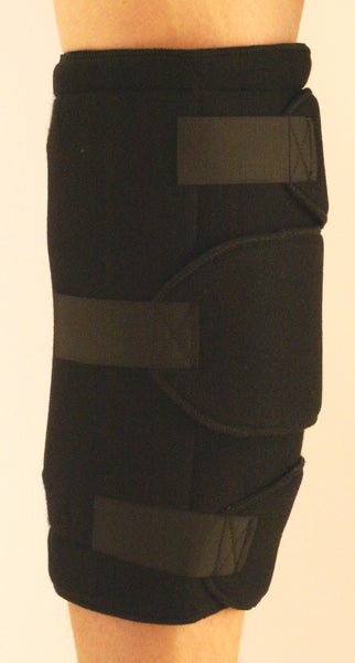 HOT AND COLD KNEE WRAP 33-2019, 33-2020 & 33-2021