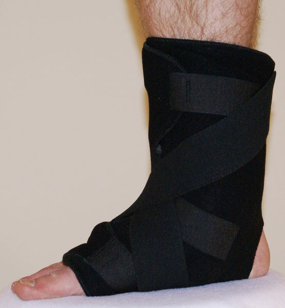 HOT AND COLD FOOT AND ANKLE WRAP 33-2034, 33-2035 & 33-2036