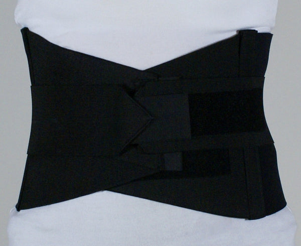 NEOPRENE BACK LUMBAR SUPPORT   33-3912 & 33-3913