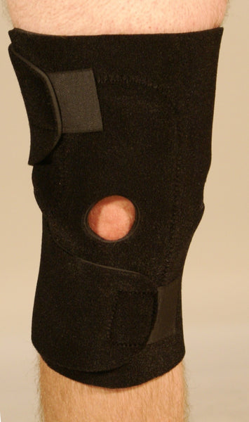 UNIVERSAL KNEE WRAP WITH TUBULAR BUTTRESS CP-1640-U