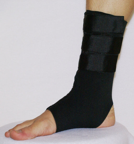 ANKLE SUPPORT WITH VELCRO™ CLOSURE CP-309005