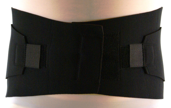 NEOPRENE LUMBAR SUPPORT WITH INSERT POCKET     CP-365002