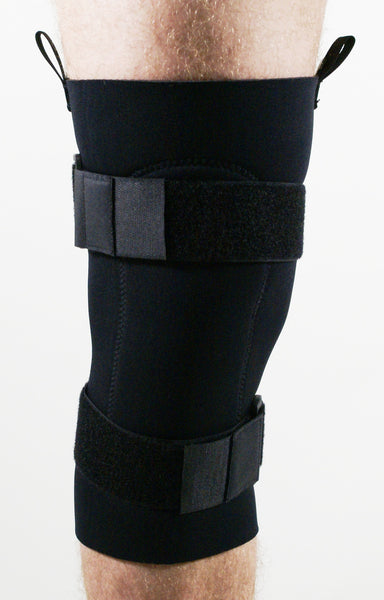 KNEE SLEEVE WITH STRAPS CP-716